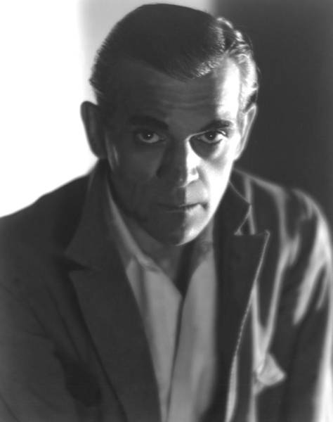 Boris Karloff Photograph - Boris Karloff, Universal Pictures, 1935 by Everett