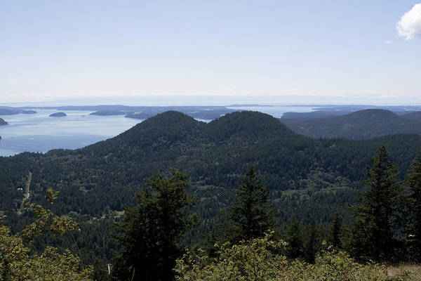 Photograph - Bosom Of Orcas Island by Lorraine Devon Wilke