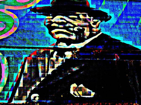 Famous People Digital Art - Boss Man by Randall Weidner