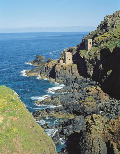Mine Photograph - Botallack Mine by Botallack Mine