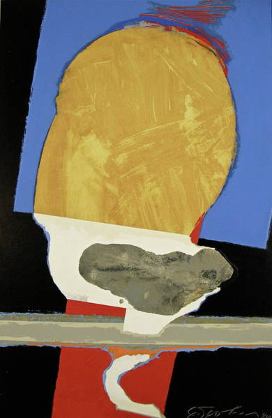 Painting - Bound And Gagged  by Cliff Spohn