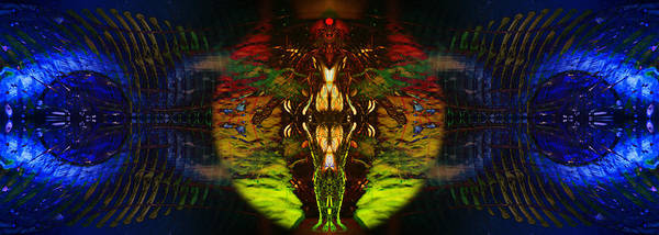 Digital Art - Bound By Desire by David Kleinsasser