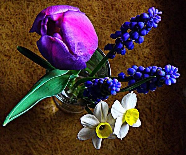 Wall Art - Photograph - Bouquet Of Bulbs by Chris Berry