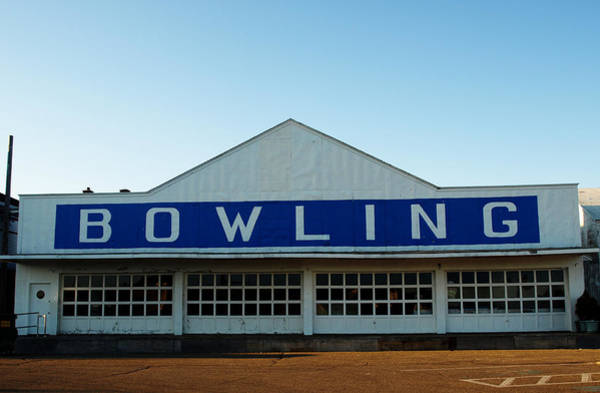 Photograph - Bowling by Mary Capriole