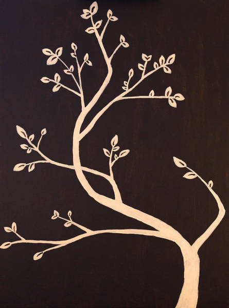 Coolidge Painting - Branch by Sara Coolidge