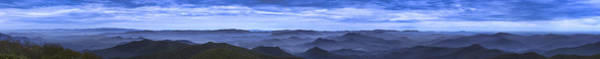 Wall Art - Photograph - Brasstown Bald At Sunrise by Gregory Scott