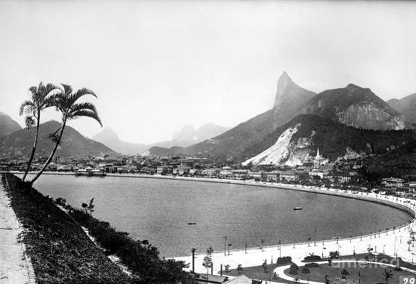 Photograph - Brazil: Rio De Janeiro by Granger