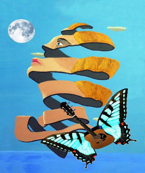 Digital Art - Breaking Dawn by Eric Kempson
