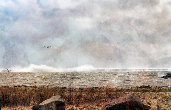 Wall Art - Photograph - Breakwall by Peter Chilelli