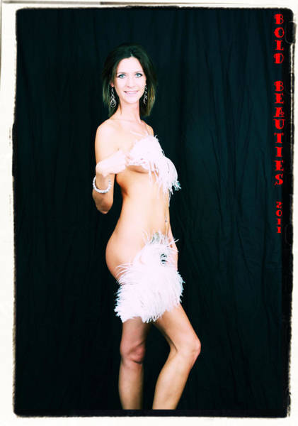 Burlesque Dancer Photograph - Bree No. Five by Bold Beauties