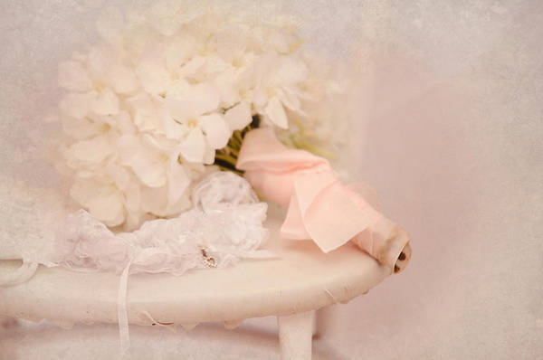 Wedding Bouquet Photograph - Bridal Bouquet by Jenny Rainbow