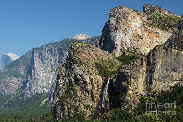Photograph - Bridal Veil In The Distance by Adam Jewell