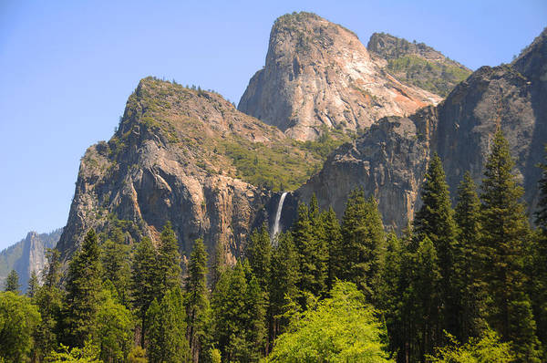 Photograph - Bridalveil Falls by Lynn Bauer