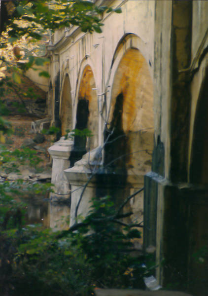 Photograph - Bridge Arches by Emery Graham