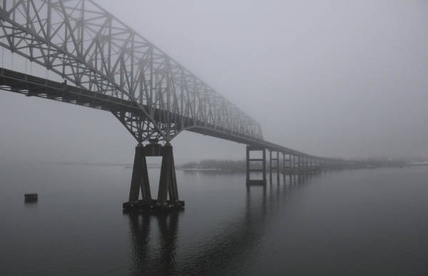 Photograph - Bridge To Nowhere by Shelley Neff