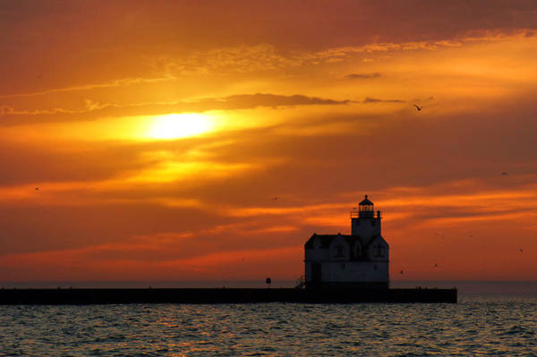 Wi Photograph - Bright Light Beyond by Bill Pevlor