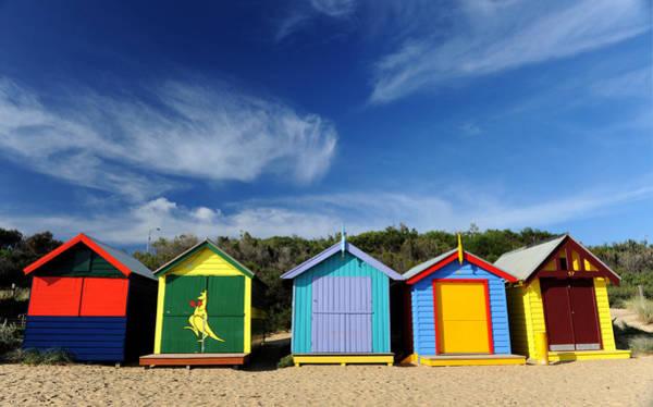 Photograph - Brighton Beach by Yew Kwang