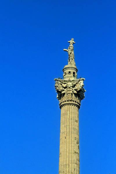 Photograph - Brocks Monument 1 by Cyryn Fyrcyd