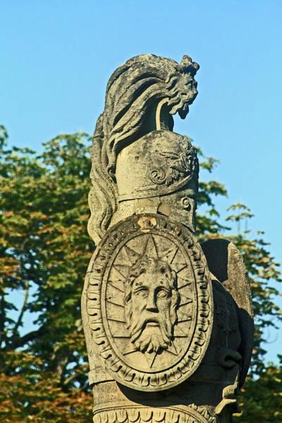 Photograph - Brocks Monument 12 by Cyryn Fyrcyd