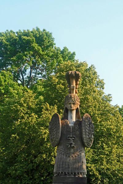 Photograph - Brocks Monument 4 by Cyryn Fyrcyd