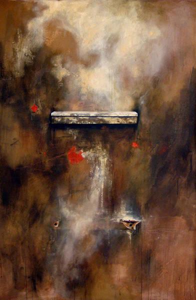 Wall Art - Painting - Broken by Leyla Munteanu