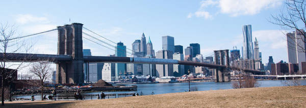 Wall Art - Photograph - Brooklyn Bridge  by Martin Goldberg