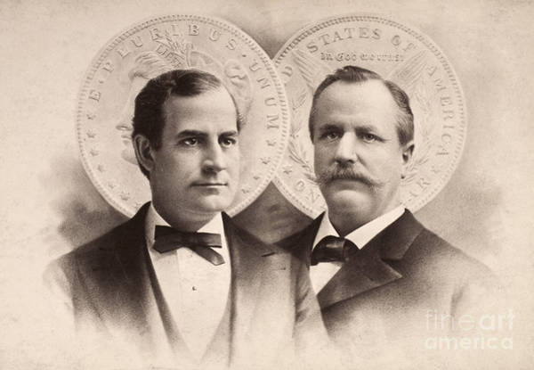 Photograph - Bryan: Election Of 1896 by Granger