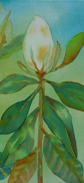 Painting - Bud by Tara Moorman