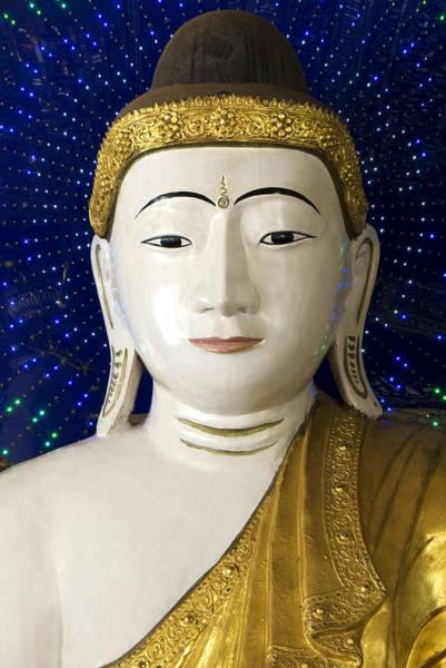 Wall Art - Photograph - Buddha Statue by Gloria & Richard Maschmeyer