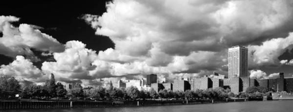 Photograph - Buffalo Skyline by Guy Whiteley