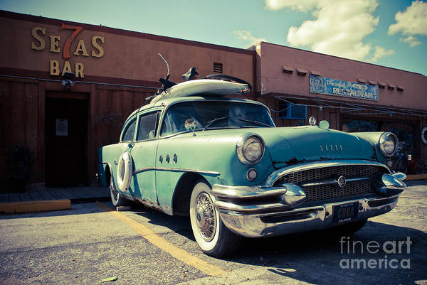 Photograph - Buick by Hannes Cmarits