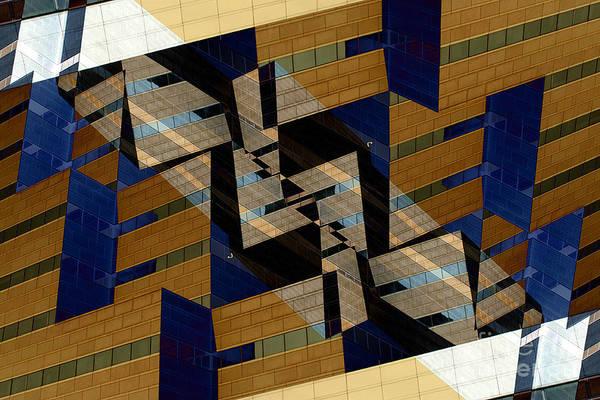Aspect Digital Art - Building Deconnexion by R Kyllo