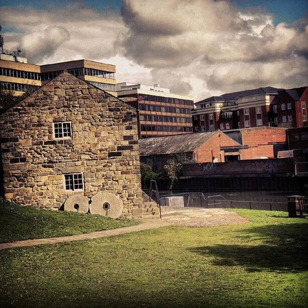 Buildings Wall Art - Photograph - #building #green #uk #england #york Or by Abdelrahman Alawwad
