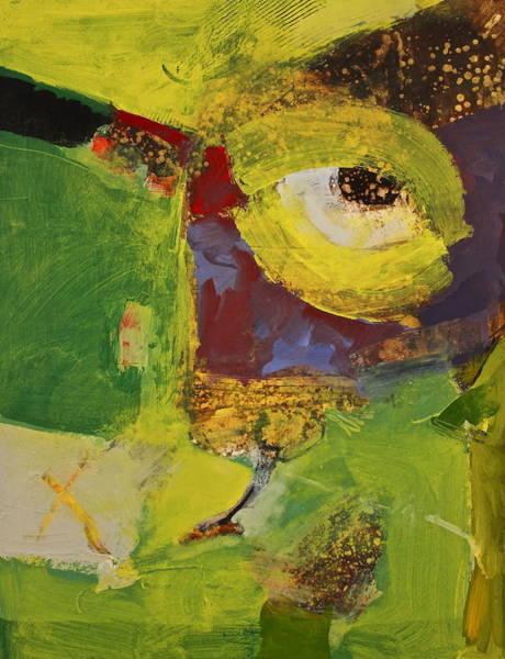 Painting - Bulls Eye by Cliff Spohn