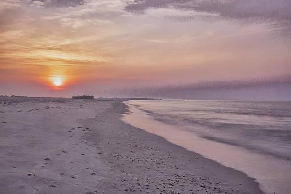 Photograph - Bunker Sunrise by Tom Singleton
