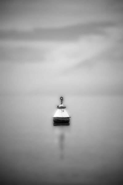 Lake Maggiore Photograph - Buoy by Joana Kruse