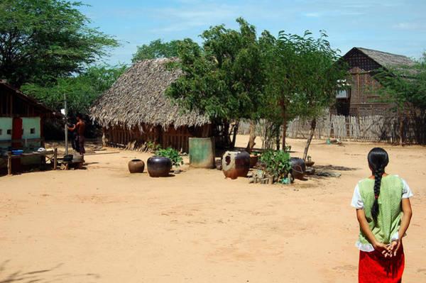 Photograph - Burma Small Village by RicardMN Photography
