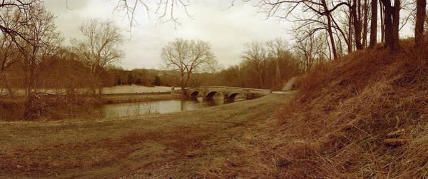 Sharpsburg Photograph - Burnside's Bridge by Jan W Faul