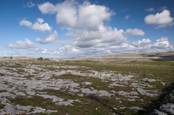 Photograph - Burren Skies by Rob Hemphill