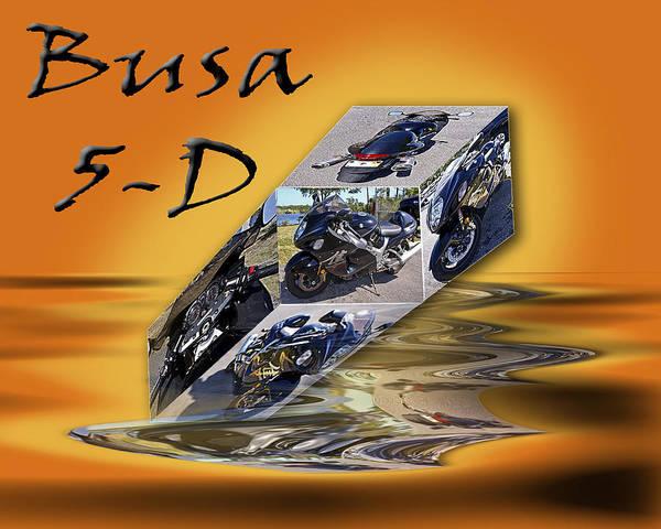 Busa 5-d Art Print