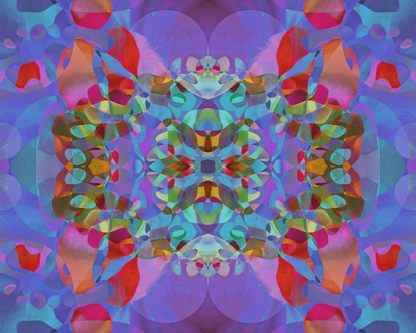 Digital Art - Butterfly Blossoms 7 by Lynda Lehmann