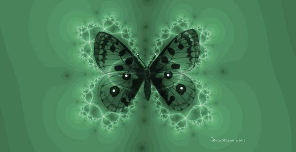 Digital Art - Butterfly by Ericamaxine Price