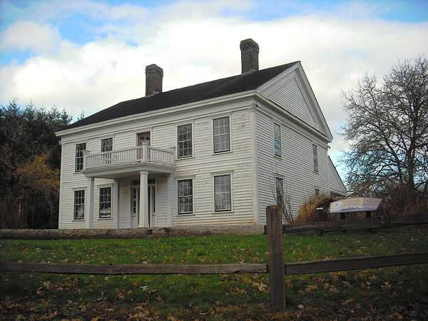 Photograph - Bybee Howell House by Kelly Manning