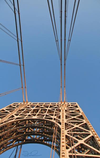 Photograph - Cable Symmetry by S Paul Sahm