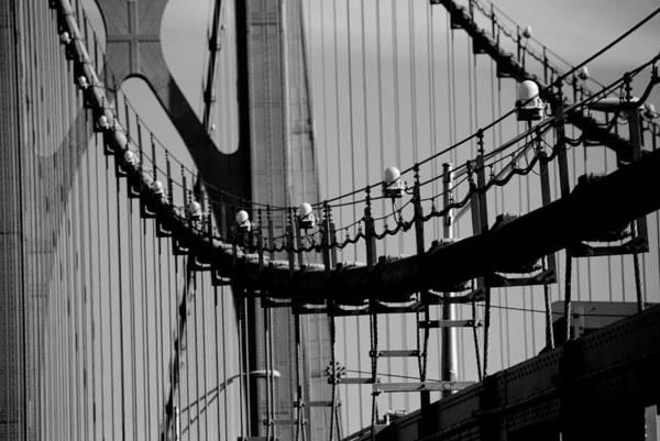 John Schneider Wall Art - Photograph - Cables by John Schneider