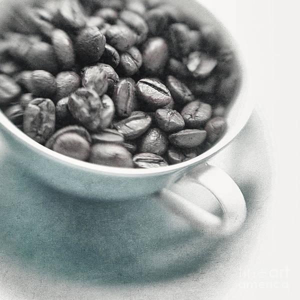 Still Photograph - Caffeine by Priska Wettstein