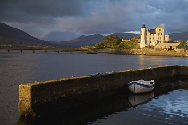 Swan Boats Photograph - Caherciveen, County Kerry, Ireland The by Patrick Swan
