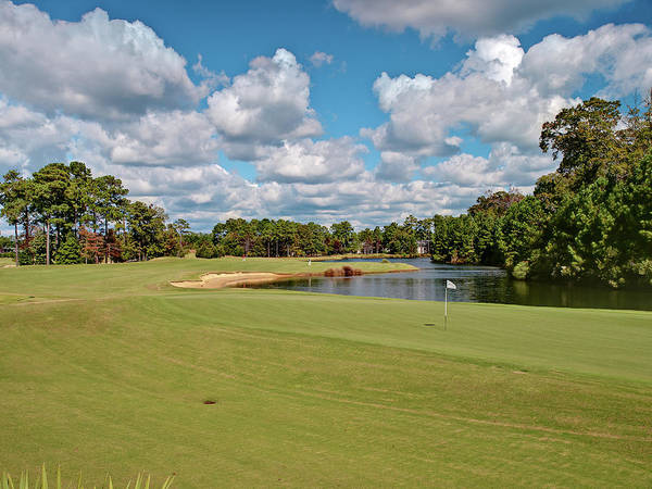 Photograph - Calendonia Golf by Mike Covington