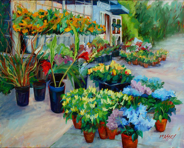 Sausalito Painting - California Girls by Marie Massey