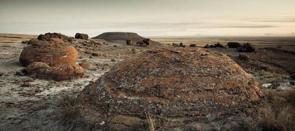 Photograph - Canadian Badlands by RicharD Murphy